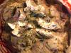Gyrosmarinade mit Schweinefleisch