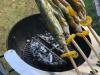 Grillaufsatz für den Steckerlfisch Forelle