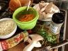 Zutaten vegan Pulled Mushroom