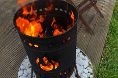 Feuerkorb von die Stahlbude