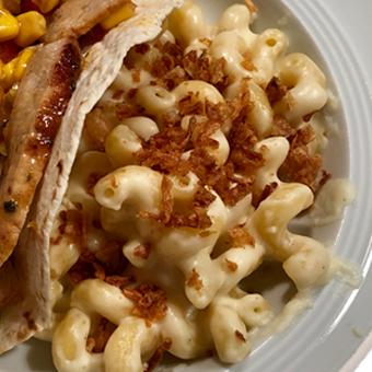 Mac & Chees Käsenudeln