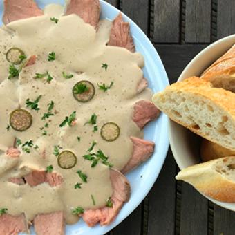 Vitello Tonnato – die perfekte Vorspeise für einen Grillabend