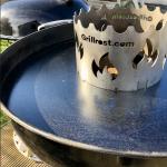 Feuerplatte | Plancha | Grillring - Passend für 57er Kugelgrills