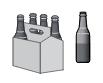 Bier zum Aufbau aus der Aufbauanleitung vom Traeger