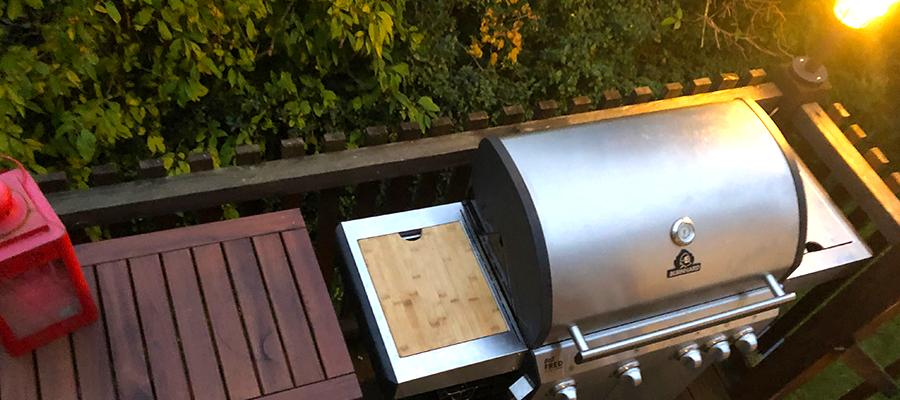 Grillen auf dem Balkon ist erlaubt solange es nicht anders im Mietvertrag steht