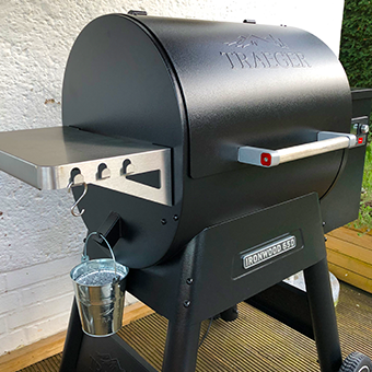 Traeger Pelletgrill Ironwood 650 D2