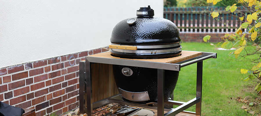 Monolith Le Chef Andrees Grillbude