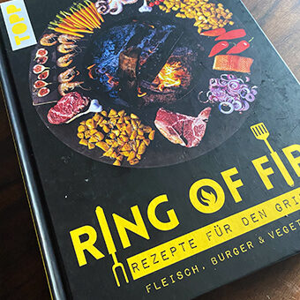 Ring of fire - Rezepte für den Grillring von Jannik Vinke Der Grill Typ