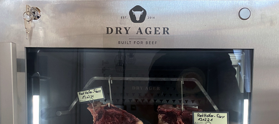 das perfekte Steak, dry ager
